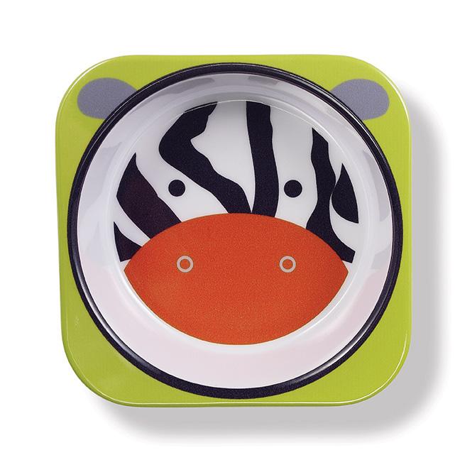 Skip Hop zoo plate - Zebra