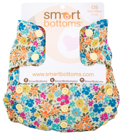 smart bottoms one size too smart diaper cover - Charlotte