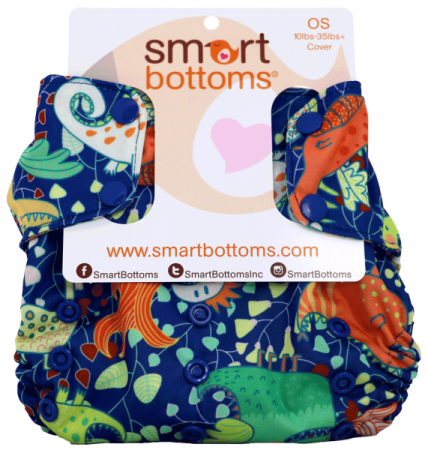 smart bottoms one size too smart diaper cover - Heinrich