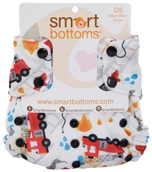 smart bottoms one size too smart diaper cover - Rescue