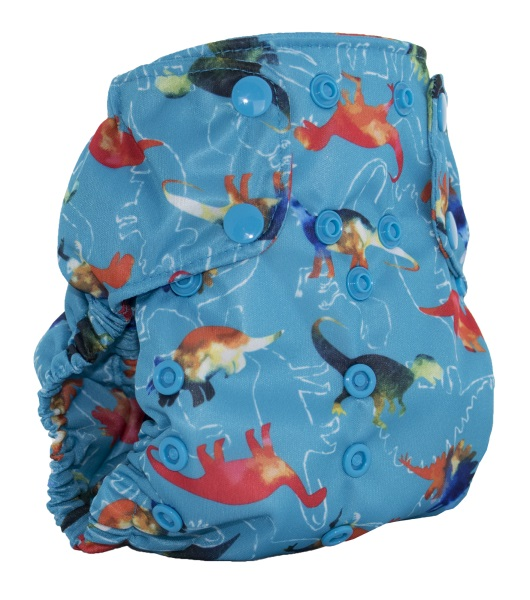 smart bottoms one size all in one dream cloth diaper - Ross