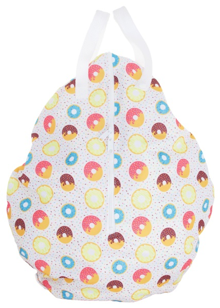smart bottoms hanging wet bag -  Sprinkles