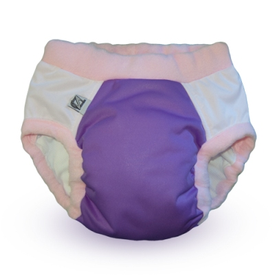 super undies nighttime trainer - purple pixie