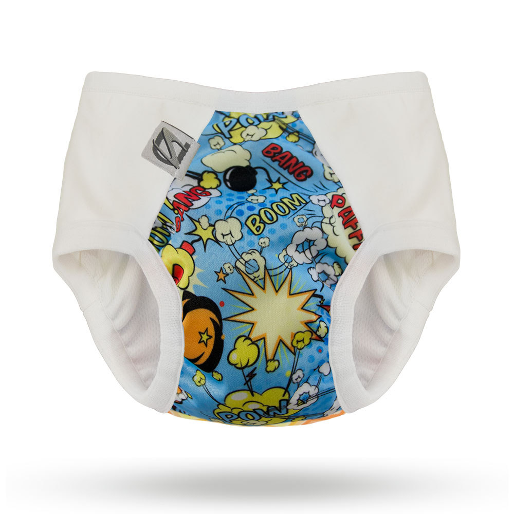 super undies 2.0 pull on trainers - Dynamite