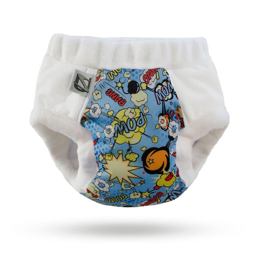 super undies cotton nighttime trainer - Dynamite