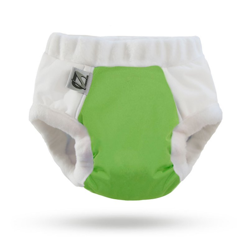 super undies cotton nighttime trainer -  Fearsome Frog