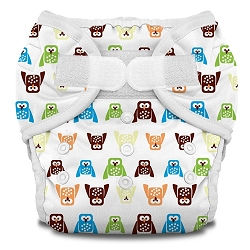 Thirsties Duo Cloth Diapers - hoot