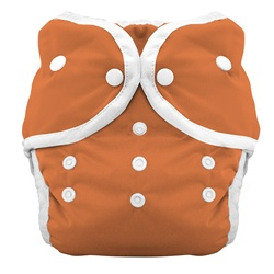 Thirsties Duo Cloth Diapers snap - mango