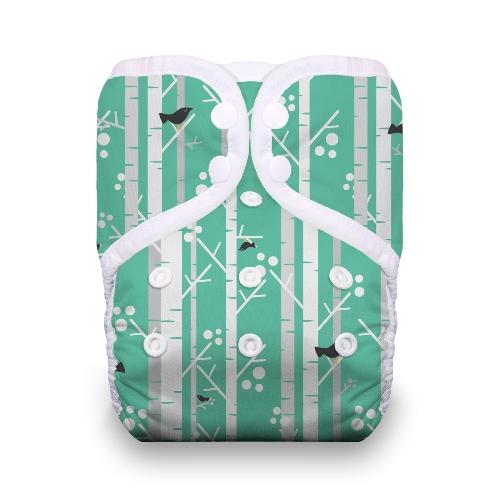 thiristies one size diaper - Aspen Grove