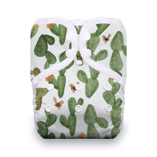 thiristies one size diaper - Cactus Garden
