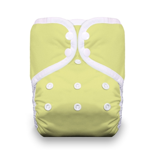 thiristies one size diaper - Honeydew