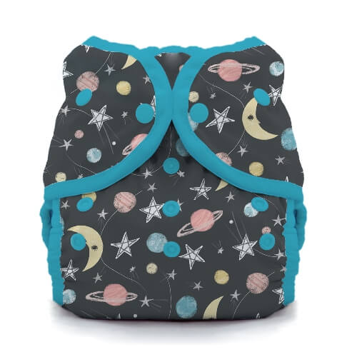 thiristies duo wrap diaper cover - Stargazer