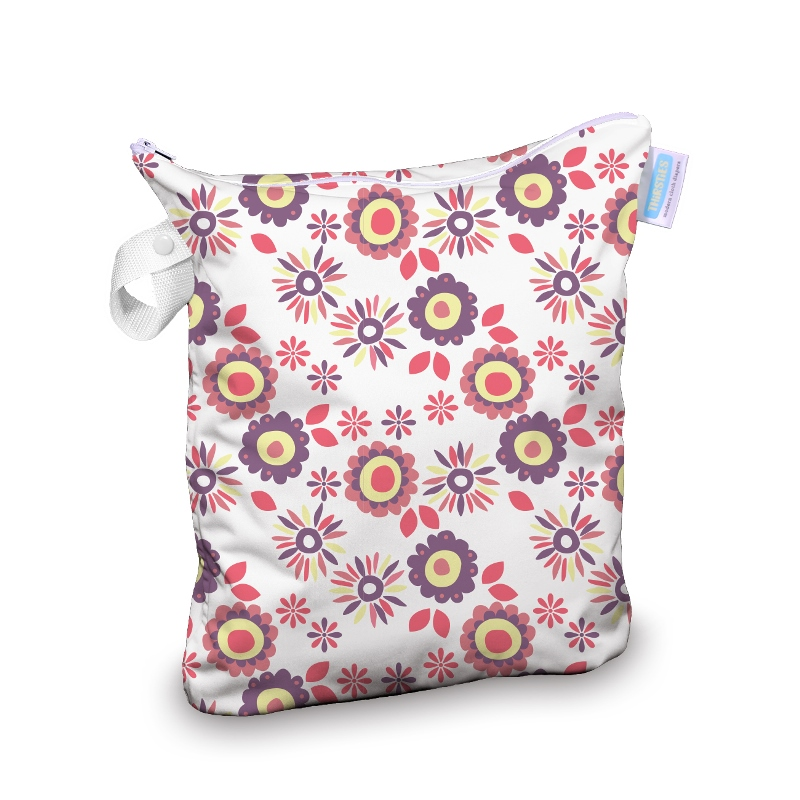 Thirsties wet bag - Alice Brights
