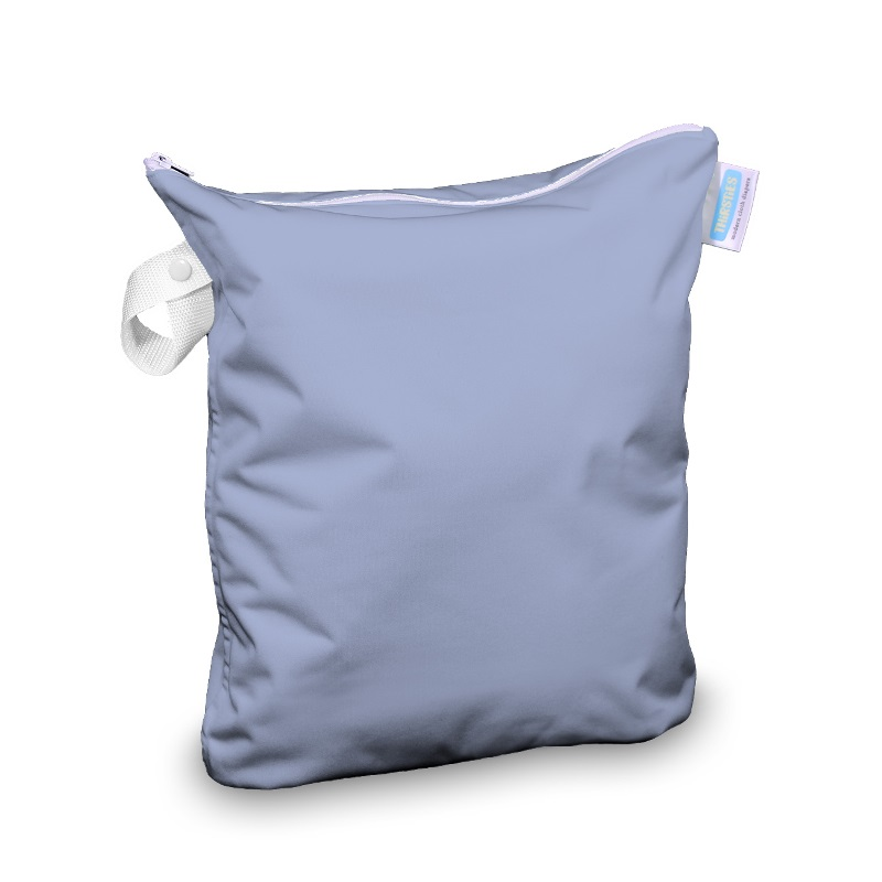 Thirsties wet bag -  Storm Cloud