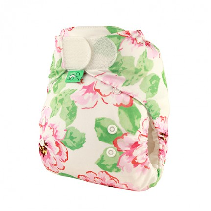 tots bots easy fit cloth diaper - Annabella Floral