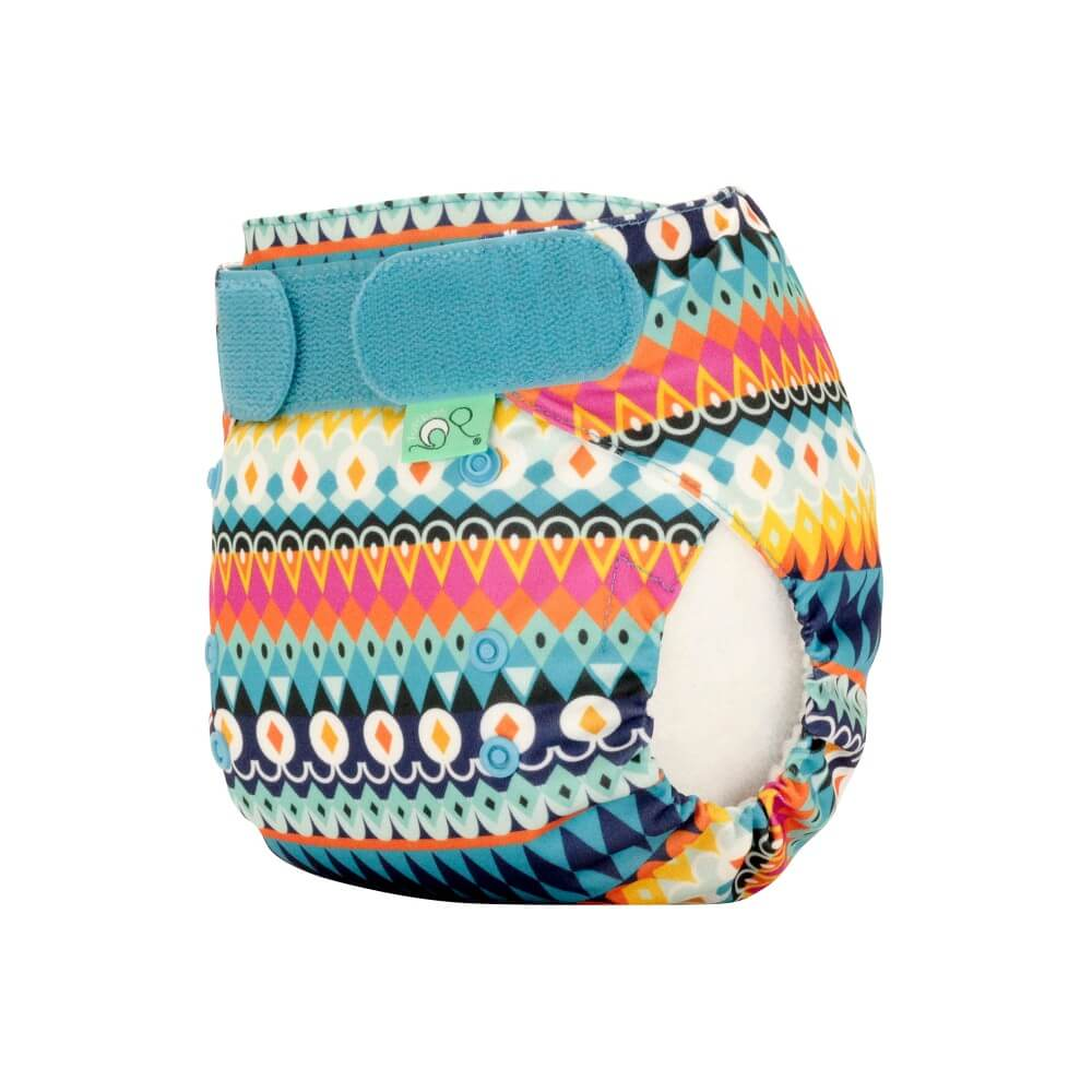 tots bots easy fit cloth diaper -  Kaleidoscope