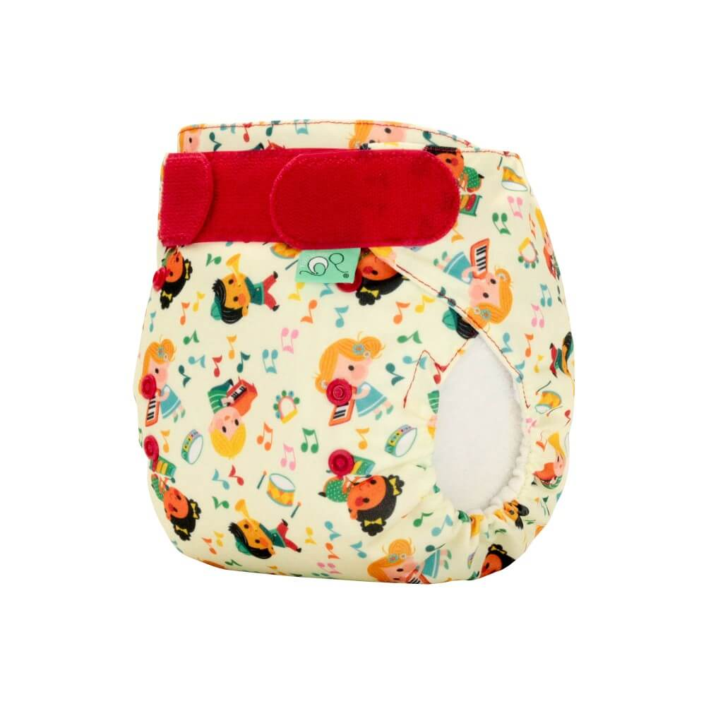 tots bots easy fit cloth diaper -  Parumpapum