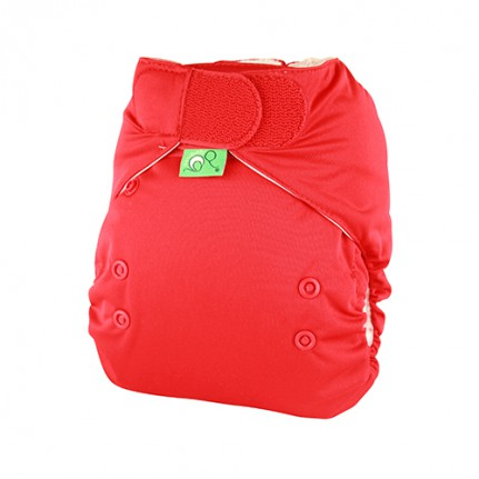tots bots easy fit cloth diaper - Poppet