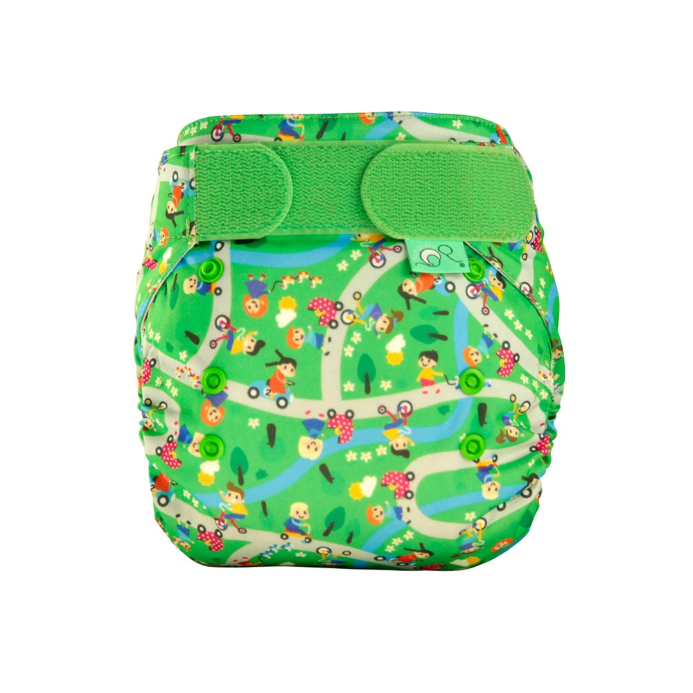 tots bots easy fit cloth diaper -  Ride & Shine