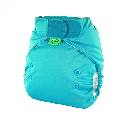 tots bots easy fit cloth diaper - cherub