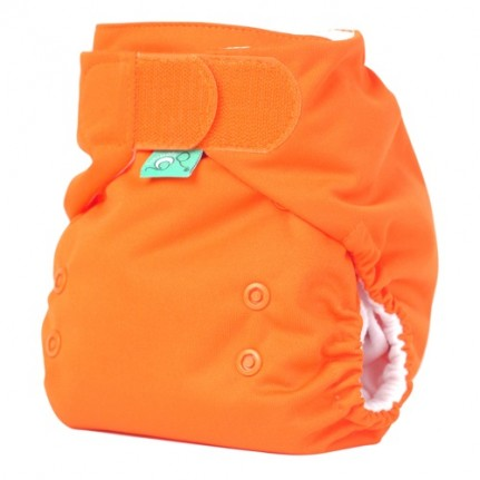 tots bots easy fit cloth diaper - Pumpkin