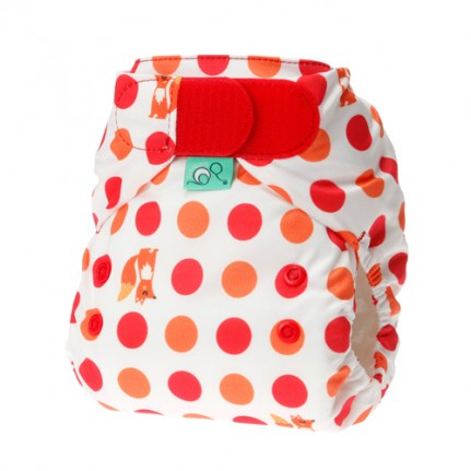tots bots easy fit cloth diaper -  Fox n Spots
