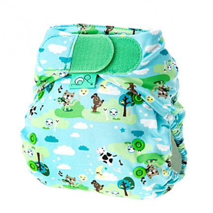 tots bots easy fit cloth diaper -  Hey Diddle Diddle