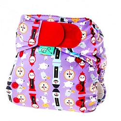 tots bots easy fit cloth diaper -  Hickory Dickory Dock