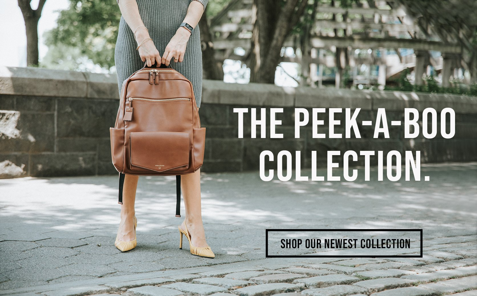 twelve little peek-a-boo collection diaper bags