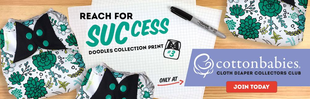 bumgenius doodles collection diaper - success