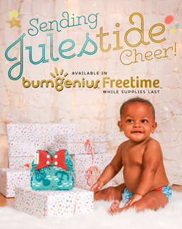 bumgenius 5.0 cloth diaper - jules