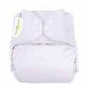 bumgenius organic one size diaper - bubble