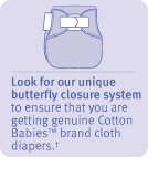 bumgenius one size cloth diaper hook