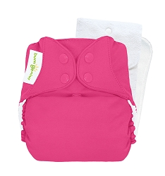 bumGenius 5.0 one size cloth diapers with snaps - Countess