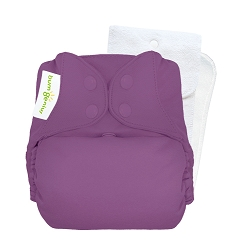 bumGenius 5.0 one size cloth diapers with snaps - Jelly