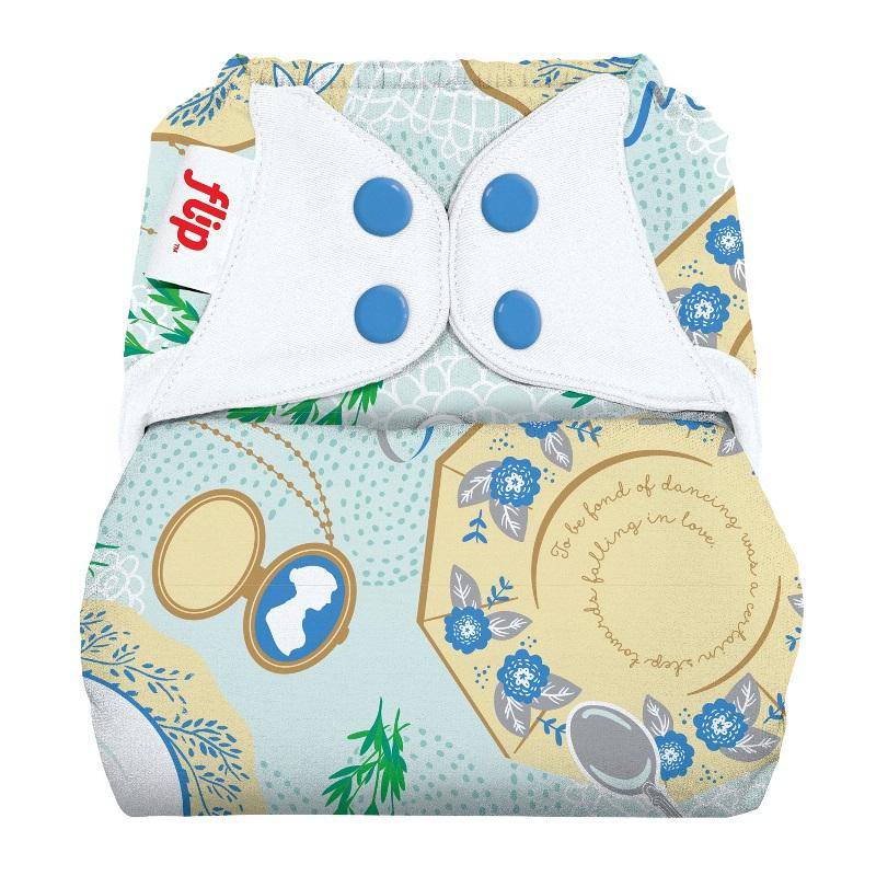flip diaper cover - Austen