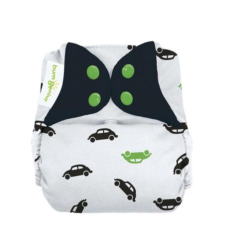 bumGenius freetime cloth diapers with snaps - Go