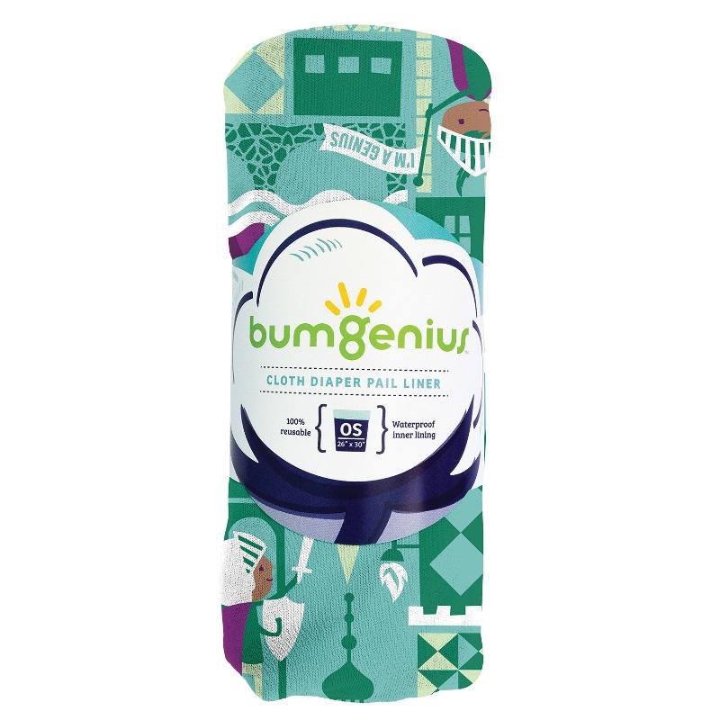 bumgenius diaper pail liner - Equiano