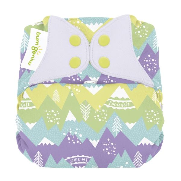 bumgenius 5.0 cloth diaper - STRONG