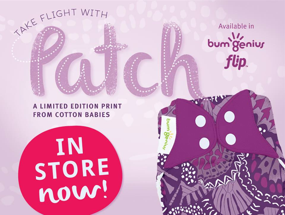 bumgenius diapers in patch