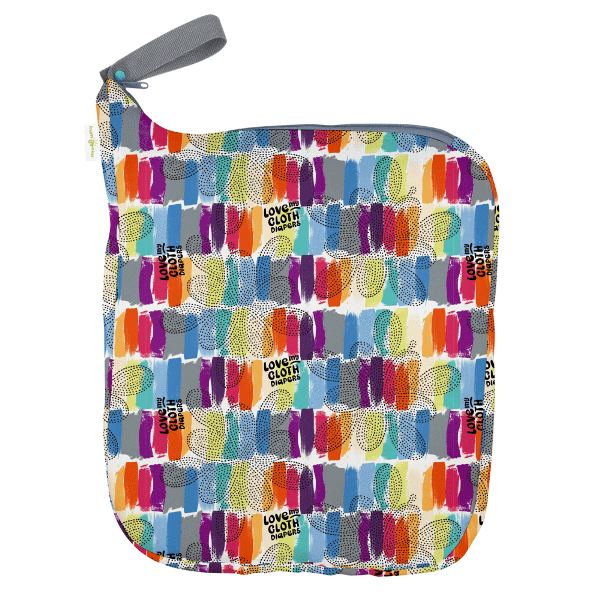 bumgenius weekender wet bag - Love