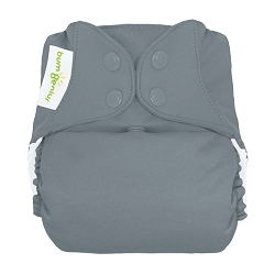 bumGenius 4.0 one size cloth diapers with snaps - Armadillo