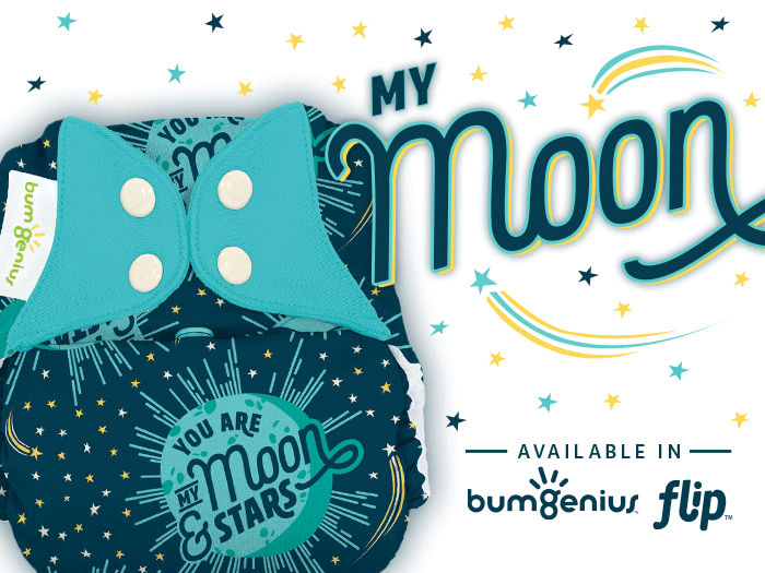 bumgenius my moon diapers