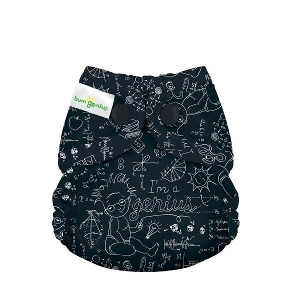 bumgenius little 2.0 all in on cloth diaper - Albert