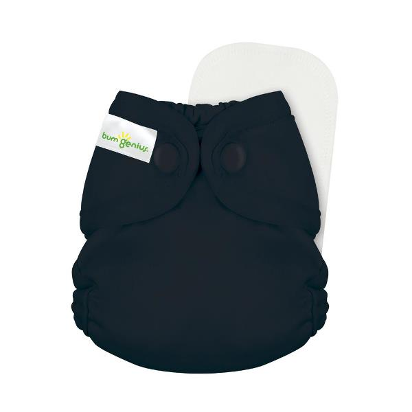 bumgenius little 2.0 all in on cloth diaper - Fearless