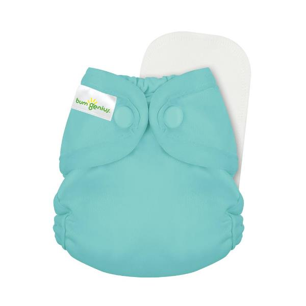 bumgenius little 2.0 all in on cloth diaper - Mirror