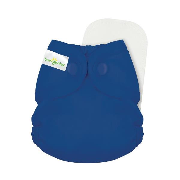 bumgenius little 2.0 all in on cloth diaper - Stellar