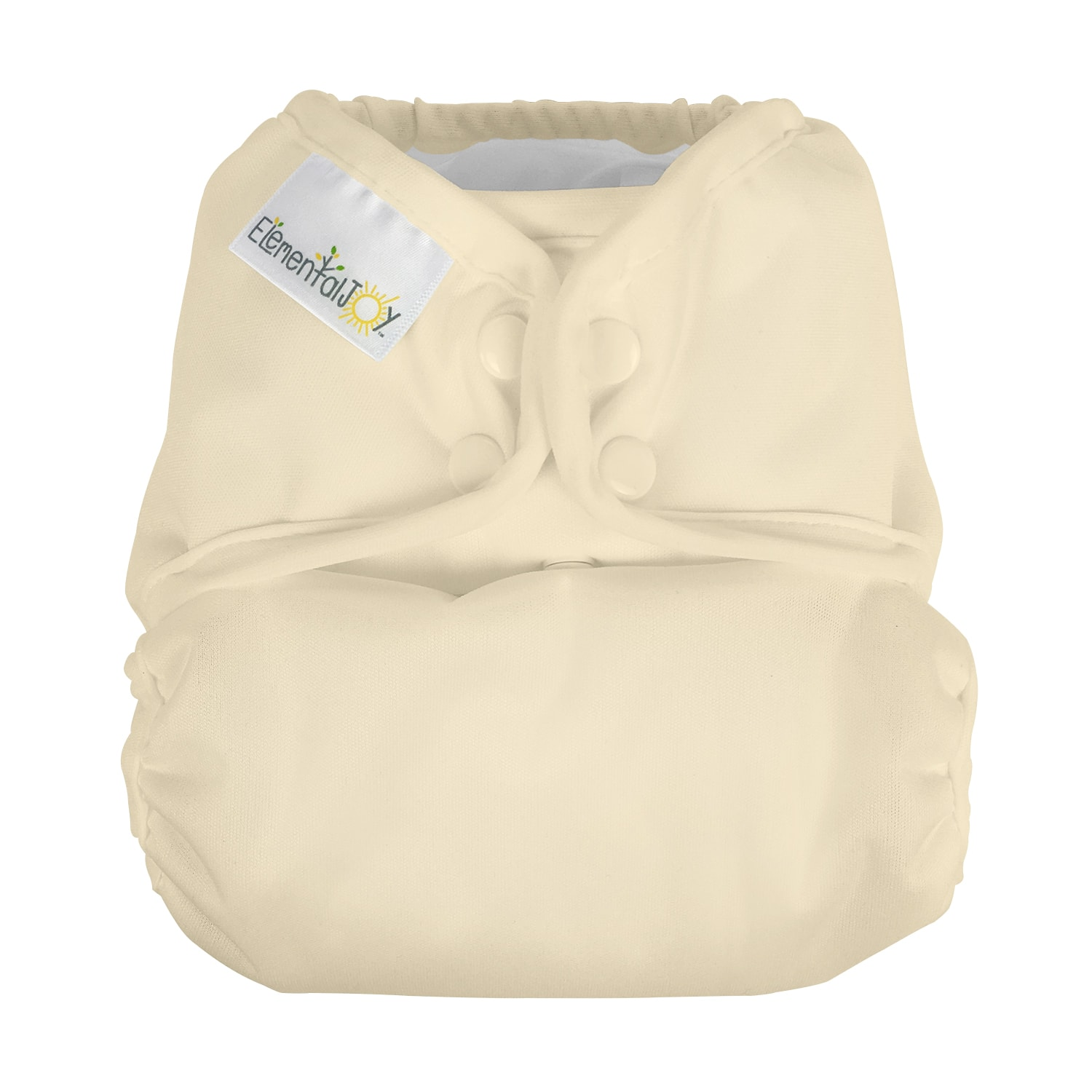 Elemental Joy Pocket Cloth Diaper - Noodle
