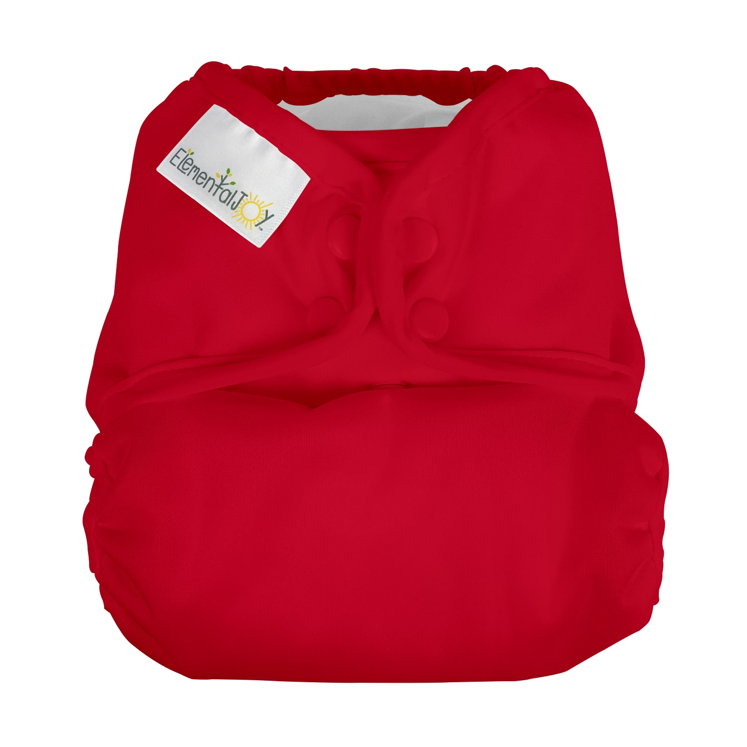 Elemental Joy Pocket Cloth Diaper - Pepper