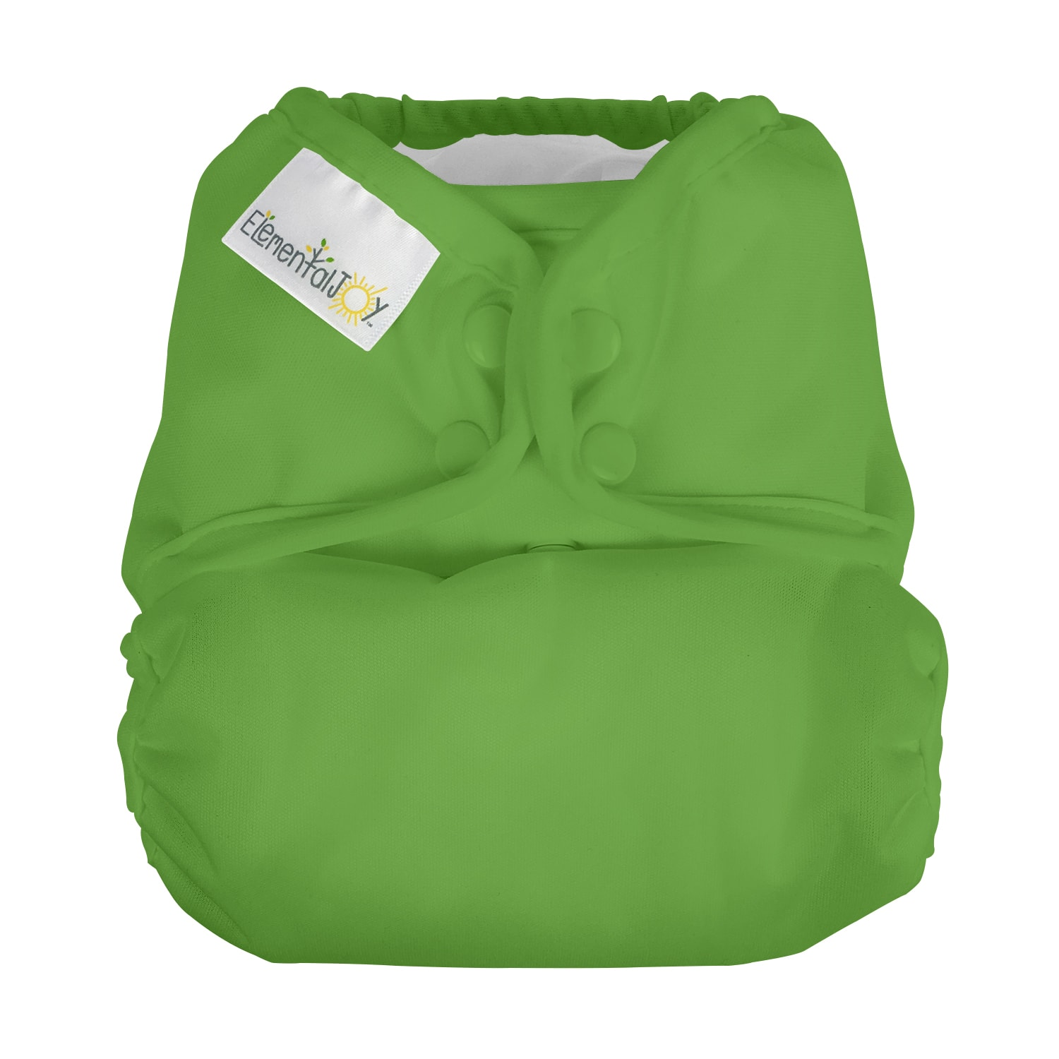 Elemental Joy Pocket Cloth Diaper - Ribbit